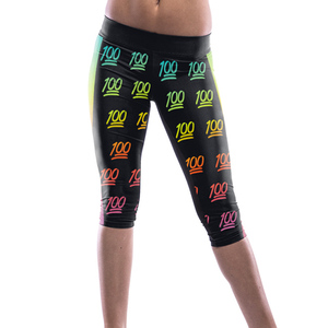 3d Digital Print Pantyhose Fashion Comfortable Unisex Leggings Always Spandex Short Ladies Leggings Fitness