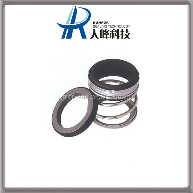 Lab Kimia Tahan Suhu tinggi PTFE Teflon Magnetik Bellows Mechanical Seal