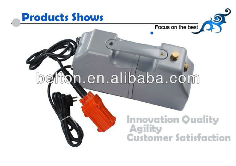 tandem hydraulic pumps Portable hydraulic power pack pump BE-HP-70D
