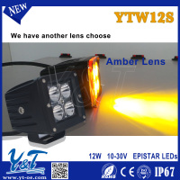 Portable Work Light 12W 12V/24V HID off Road Light Spotlight hunting camping search light equipment
