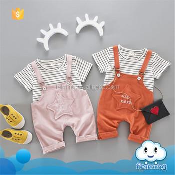 ebe86f4f56561 SS-805B 1-5 ans Enfants garçon vêtements ensemble pour Enfants Vêtements D