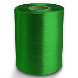 Twine - PP Film Tape Twine - Yellow - 8430', Size: D-17, 19 lbs Tensile, 2# Tube (20 Tubes) - CWC-046115