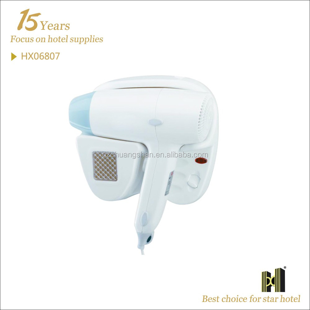 No Noise Hotel Professional Hair Dryer