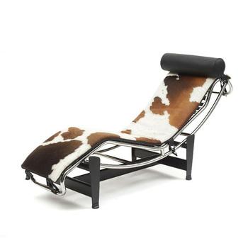 Salotto Le Corbusier.Pelle Di Vacchetta Classico Chaise Longue Lc4 Di Le Corbusier Chaise Salotto Buy Lounge Chair Lc4 Salotto Le Corbusier Lc4 Product On Alibaba Com