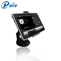 Factory Price GPS Navigation Bluetooth Handsfree Bluetooth Car Navigator GPS Convenient Navigation System