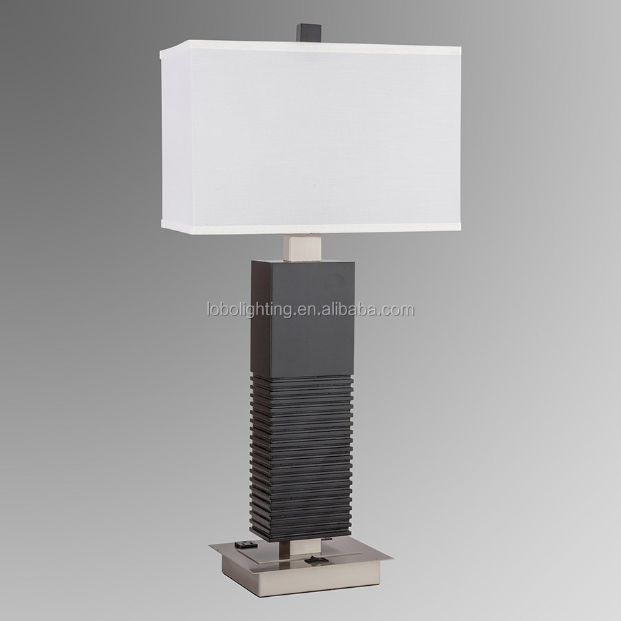 "28""H Naples Bronze Table Lamp with medium socket and on/off rocker base switch"