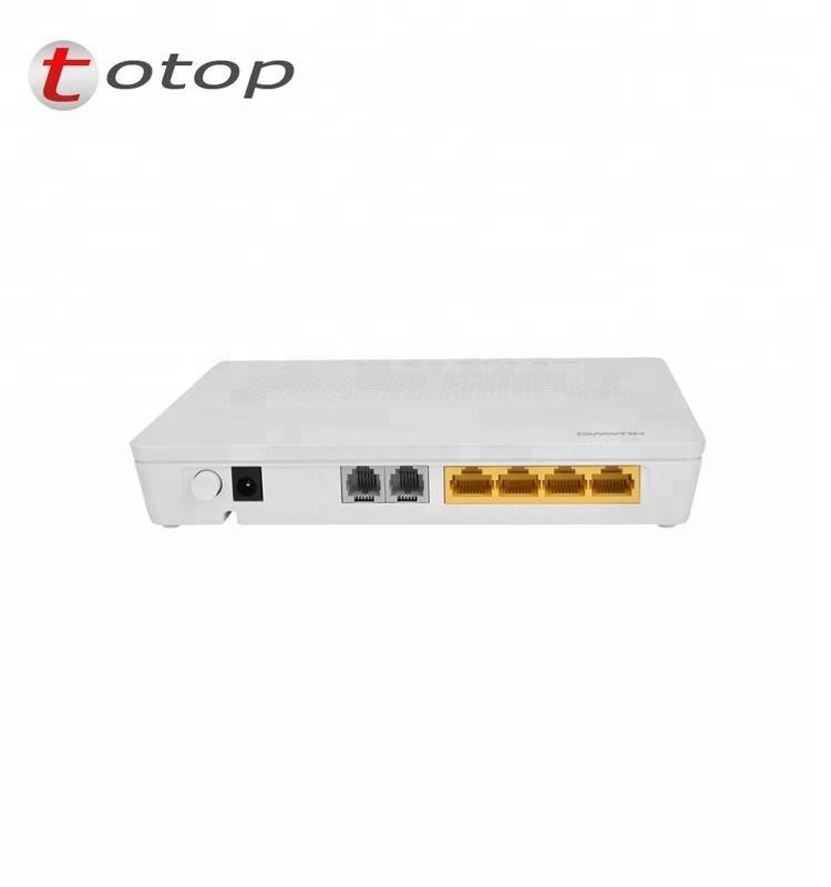 Hg8342m Hua Wei Echolife Gpon Terminal Un 4lan 2 Pots H.248 Sip Version In Fiber Optic Equipments