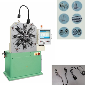 Automatic cnc deformed spring forming machine for sale