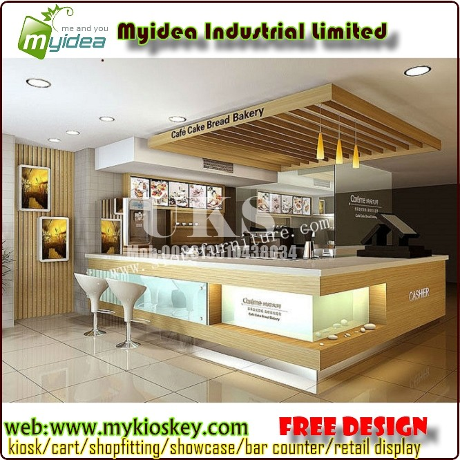 Mall Fast Food Kiosk Stand Design And Juice Bar Food Counter For Sale - Buy  Fast Food Kiosk,Fast Food Kiosk Design,Fast Food Kiosk For Sale Product on