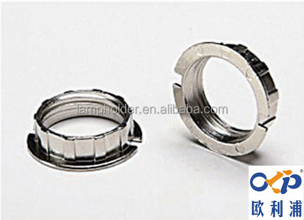 Metal Ring For G9 Halogen Lampholder With Metal Body Lighting Accessory View Lampholder Shade Ring Olip Product Details From Fujian Minqing Hengxin Electrical Co Ltd On Alibaba Com