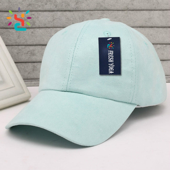 5c3c479ee523a Wholesale Stylish Cuty Baseball Cap Customized Embroidery Logo Micro Suede  Snapback Hat Green Outdoor Sport Hats - Buy Wholesale Baseball Caps,Micro  ...