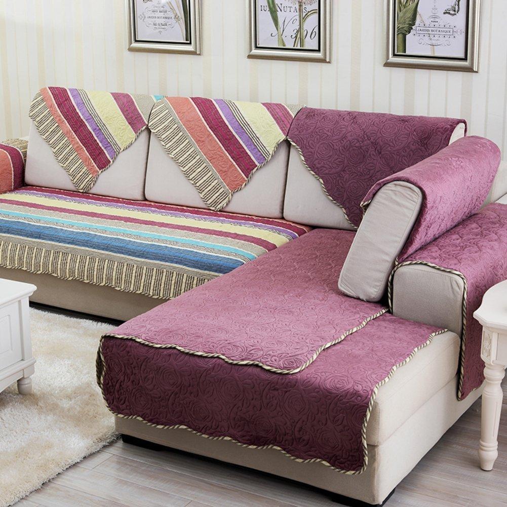 Buy Season two-sided fabric sofa cushions/ thick plush sofa ...