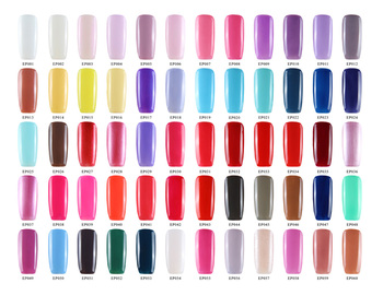 2017 Gel Polish Do Your Own Brand Thousand Colors Different Shape Bottles For Soak Off Nail Gel