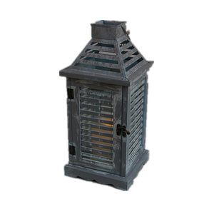 Hot sale iron candle holder lantern with competitive price