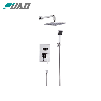 Fuao Selling Well All Over The World Shower Heads To Increase Water