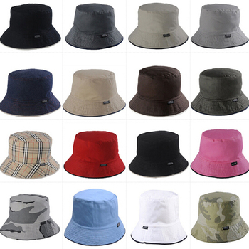 High Quality Plain Bucket Hat Wholesale 621d9b927f4