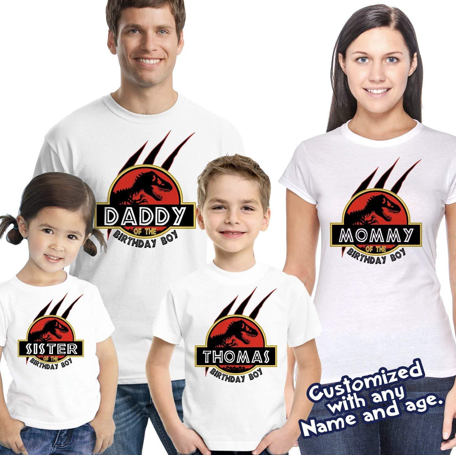 7c83670c Jurassic Park Shirt, Jurassic Park Dinosaur Shirt, Jurassic Park birthday,  Kids T-