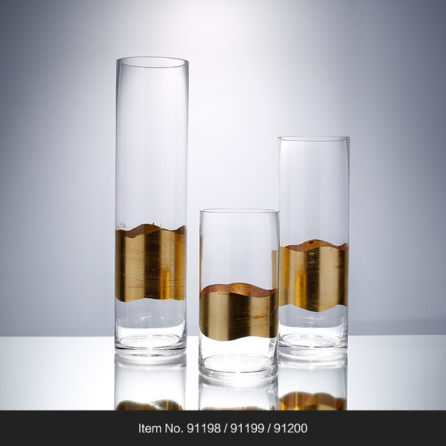 Buy Cheap China Clear Glass Vase With Color Products Find China