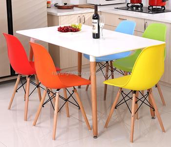 Moderno Tavolo Da Pranzo Set Piccola Cucina Tavolo E Sedie Di ...
