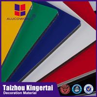 Buy 4mm aluminium composite aluco board wall in China on Alibaba.com
