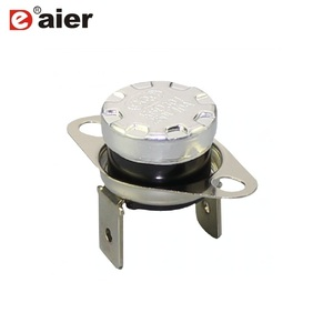 Momentary NC Type CQC KSD301 Thermostat 16A 250V For Water Heater