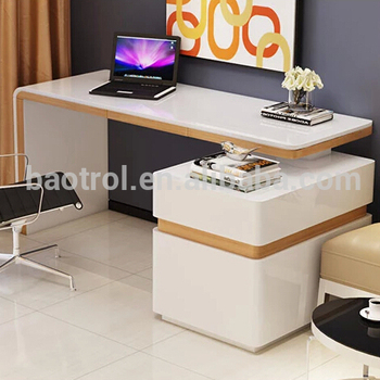 High End Acrylic Office Computer Desk Design Google Table