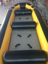 8 person drifting boat inflatable river raft / rafting boat for hot sale
