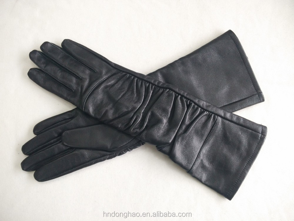 how to buy leather gloves