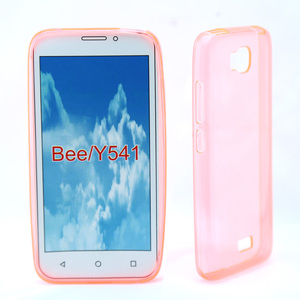 New model clear gel TPU CASE for Huawei Bee Y541