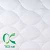 TEX-cel 100% Polyester Garments & Home Textiles Laminated Microfiber Pongee Scuba Fabric With Hollow Fiber Filling