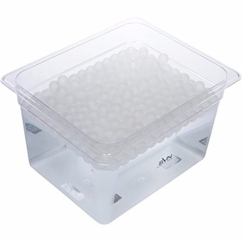 insulating polypropylene ball for sous vide cooking container buy