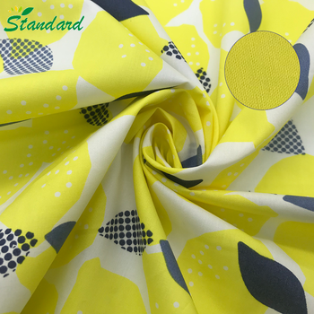 wholesale custom printed 100% cotton poplin solid dyed fabric for shirting