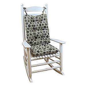 Acela Prairie 16.5-Inch x 38-Inch Tufted Bench Cushion