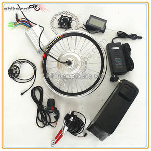 Brushless geared 30km/h e bike bicycle part/electric bike kit/electric bicyle motor wheel