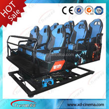 the newest 5d cinema Hydraulic 4d Cinema,Simulator Cinema 3d 4d 5d 6d 7d,China 4d Movie Theater