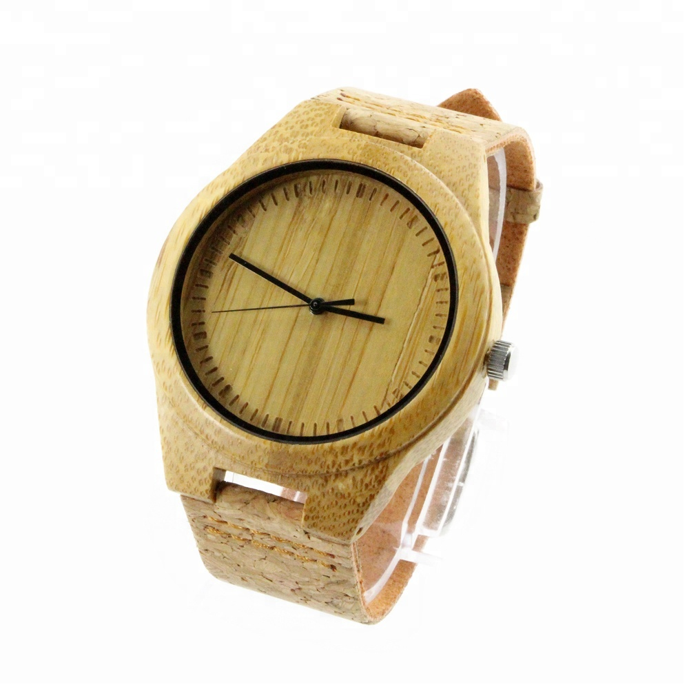 2018 Customized Bamboo Watches With Your Logo Custom Wood Bamboo Watches Logo фото