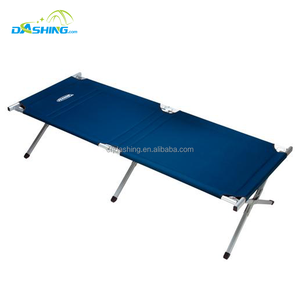 Foldable Lightweight Green Camping Bed