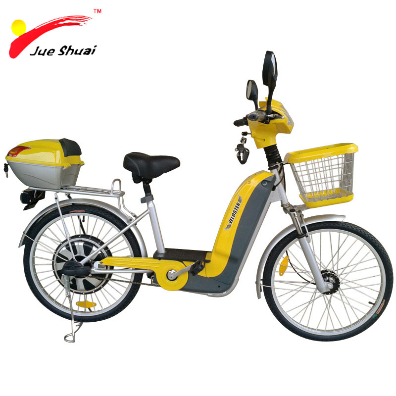 JS Cheap 250W 36V 12A rechargeable electric bicycle, electric scooter with pedal assistance for adults and teenagers (JSE160