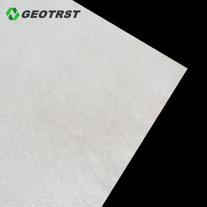 Eco-friendly recycled spunbonded polyester/pet nonwovens fabric geotextile/pp non woven fabric
