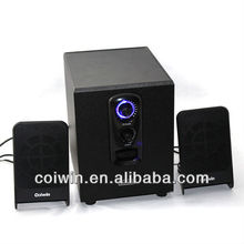 2.1CH multimedia speaker active speaker audio speaker surround sound system