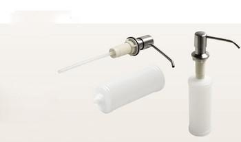 kitchen sink plastic hand soap dispenser pump