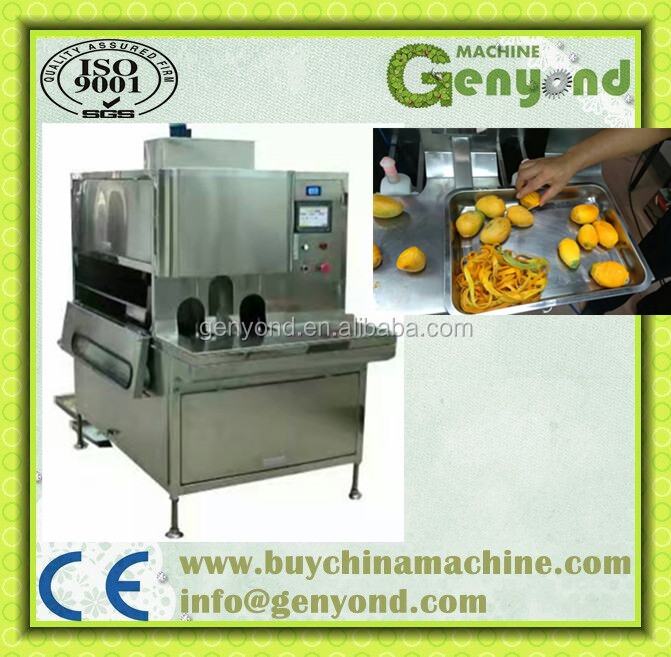 Big mango Peeling Machine Skiving Machine peeler industrial machine