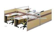 L6+D32 thickness combined thinness factory direct price green certification customized office modular workstation