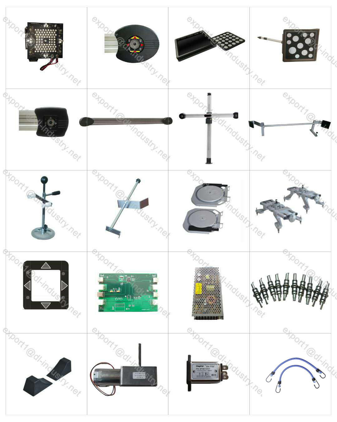 JBC Alignment Parts Wheel Alignment Power Supply, Hofmann Wheel Alignment Power Supply, Power Supply in 3D Wheel Aligner