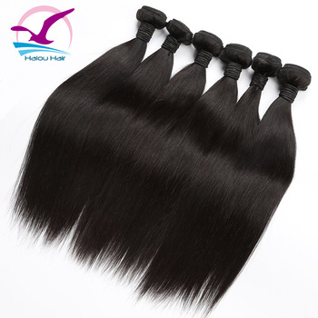 Virgin Mink Soft Smooth Full Cuticle Natural Brazilian Human Hair Manufacturing Companies