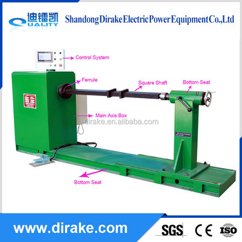 Rx-2 Wire Winding Machine For Transformer With Laminated Copper Wire ...