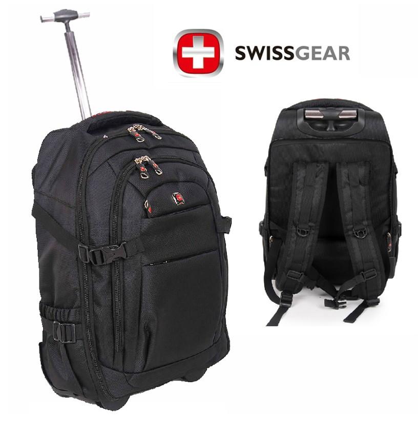 Swiss Army Knife Trolley Luggage Bag 22 Travel Luggage Bag