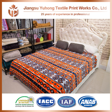 High Density Fleece King Size Flannel Mexican Blanket