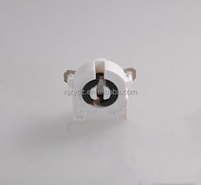 plastic G13 / T8 fluorescent lamp holder lamp holder