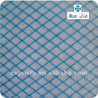 diamond chemically bonded wipe in blue